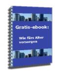 GRATIS-ebook: Wie fürs Alter vorsorgen